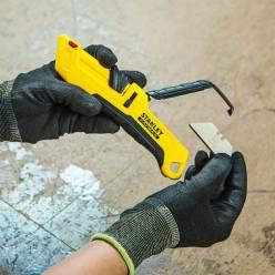 Нож безопасный STANLEY FMHT10365-0 с лезвием для отделочных работ