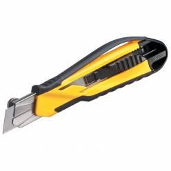 Нож STANLEY STHT10270-0 c выдвижным фиксируемым лезвием