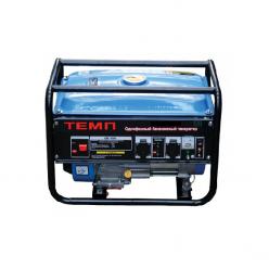 Генератор Темп ОБГ 6500, 220/380 В,