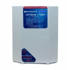 Стабилизатор напряжения Укртехнология Optimum 15000 HV (повышенный)