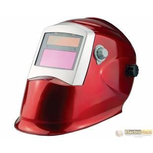 Сварочная маска хамелеон VITA Apache Rapid Crystals красная