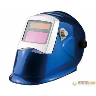 Сварочная маска хамелеон VITA Apache Rapid Crystals синяя