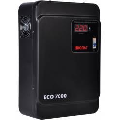 Стабилизатор напряжения ВОЛЬТ ECO-7000