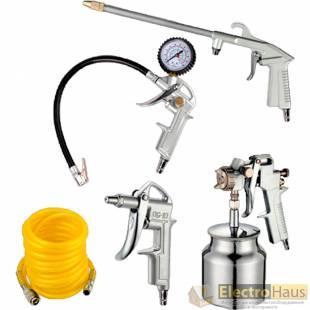 Набор пневмоинструментов WERK KIT-5S